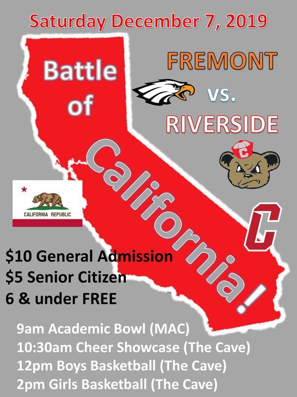 Event at Riverside campus