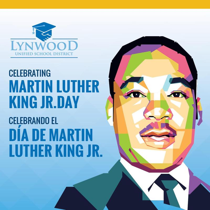 Celebrating Martin Luther King Day! Featured Photo