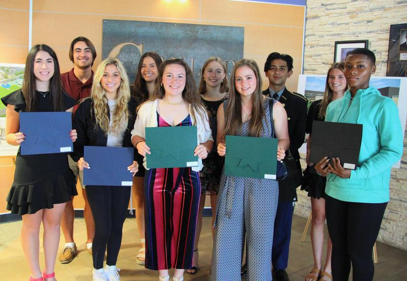 Boys and Girls State participants 2021