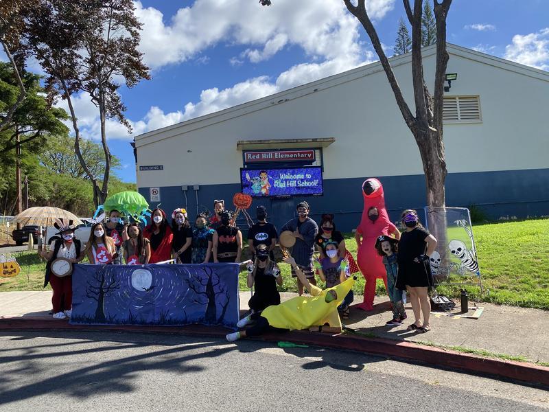 Virtual Halloween Parade Featured Photo