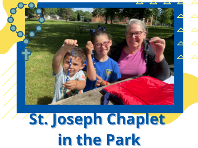 St. Joseph Chaplet in the Park Featured Photo