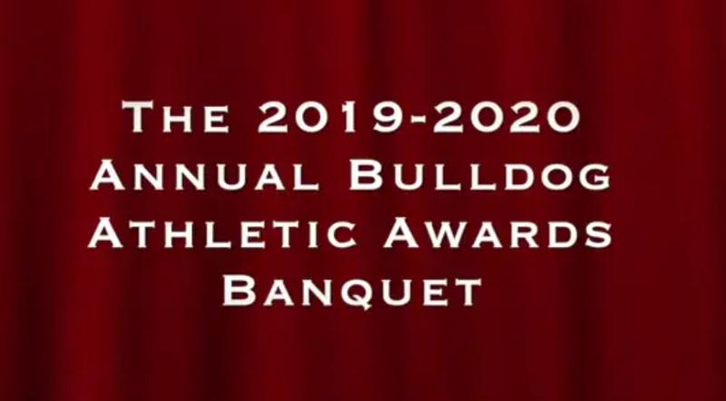 Virtual Athletic Awards Banquet