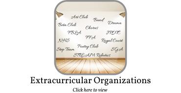 Extracurricular Organizations Graphic