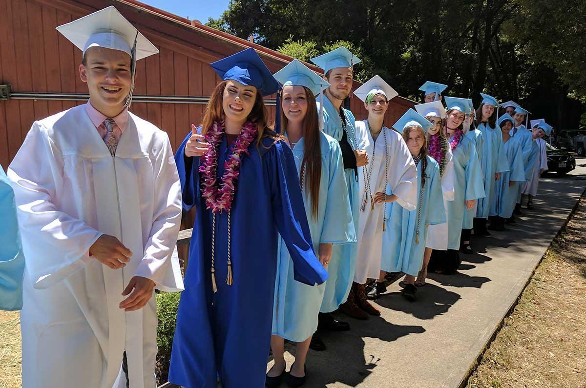 CRHS Graduation 2017