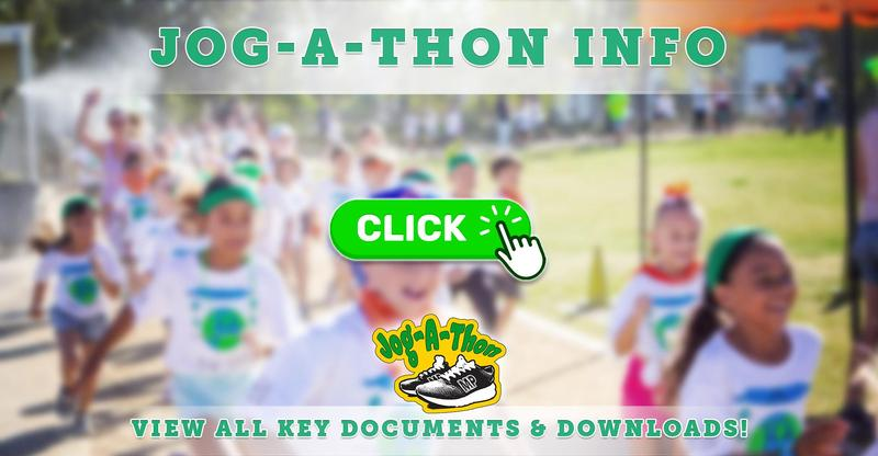 One-Stop Shop for All Jog-A-Thon Information & Forms