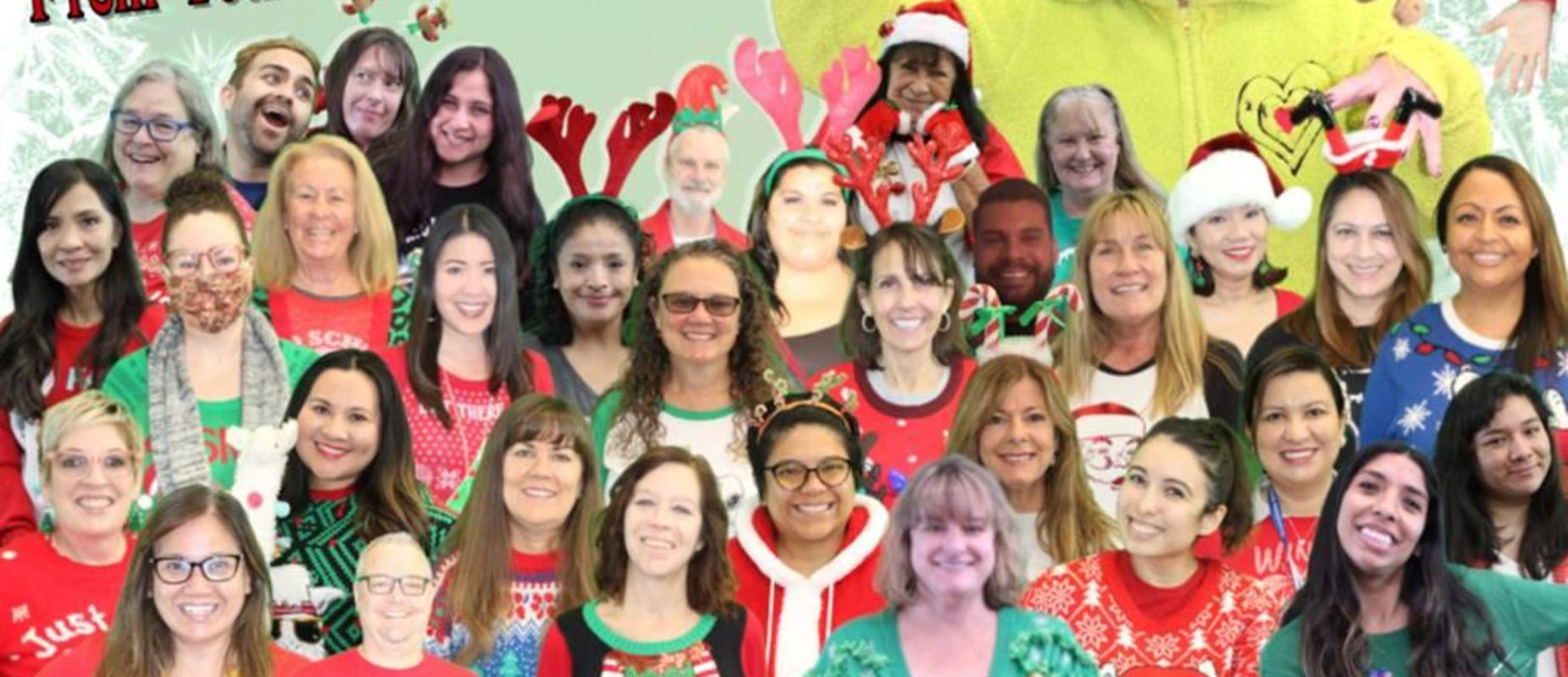Happy Holidays from our Willmore Family