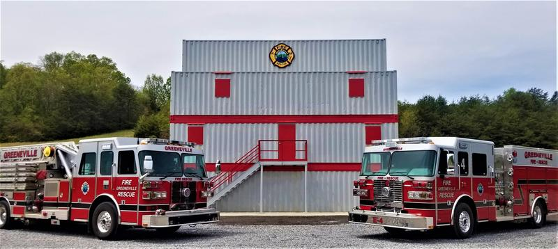 Fire Training Facility