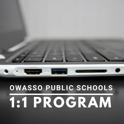OPS 1:1 Program Chromebook Image