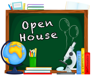 GSMS Open House
