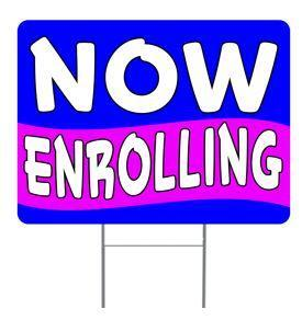 Now Enrolling for Fall Featured Photo