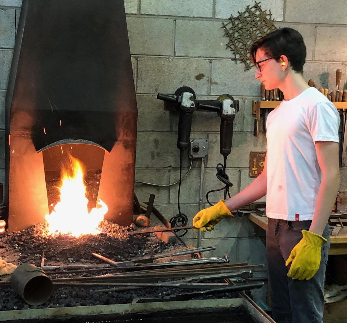 Blacksmithing Mentorship