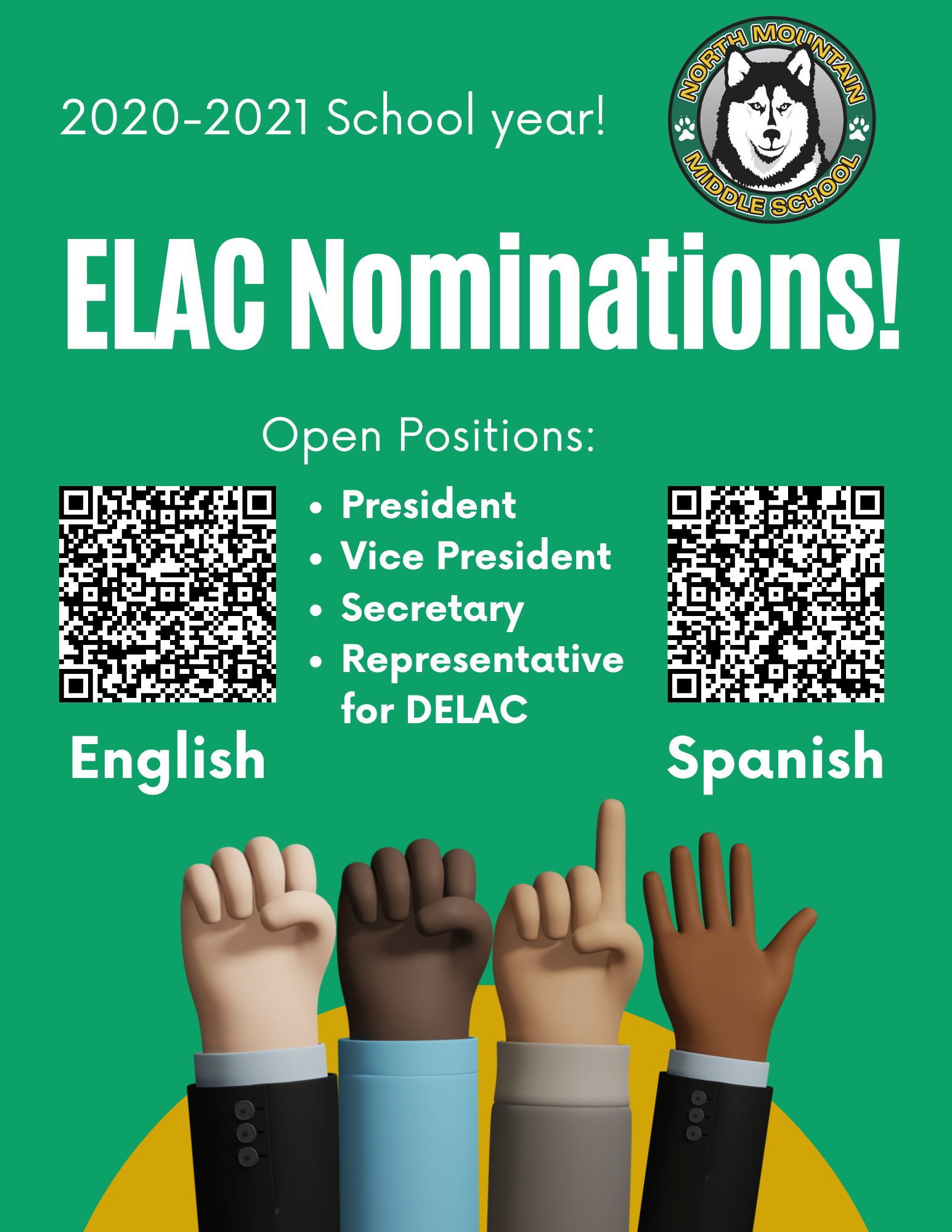 NMMS ELAC Nominations