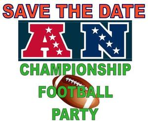 AFC NFC Party