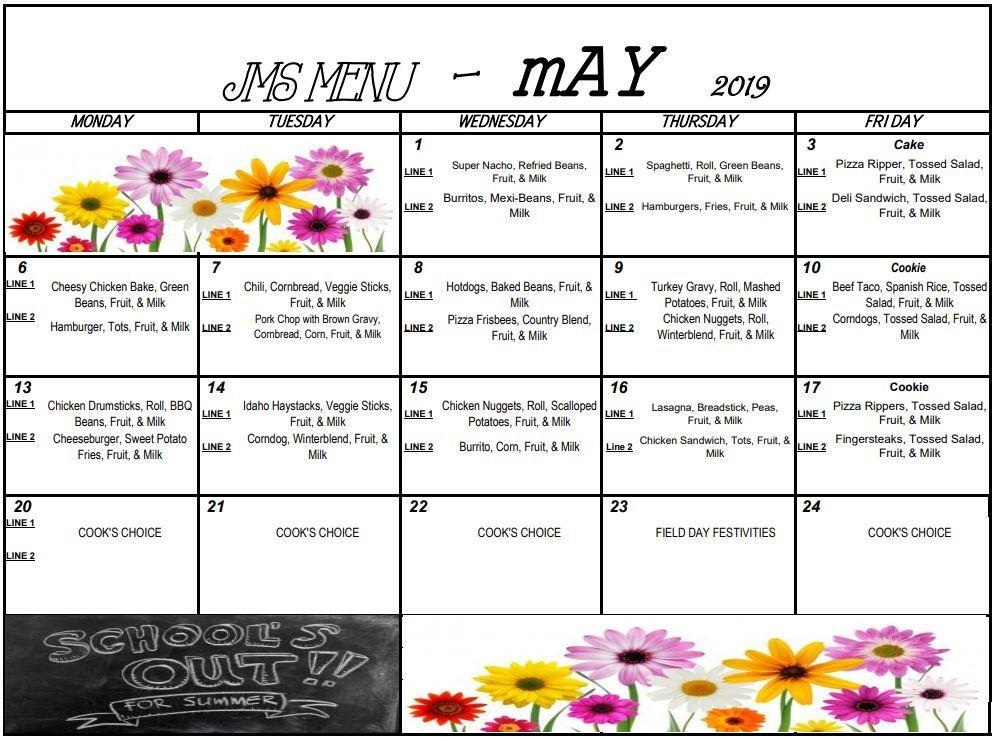 May lunches