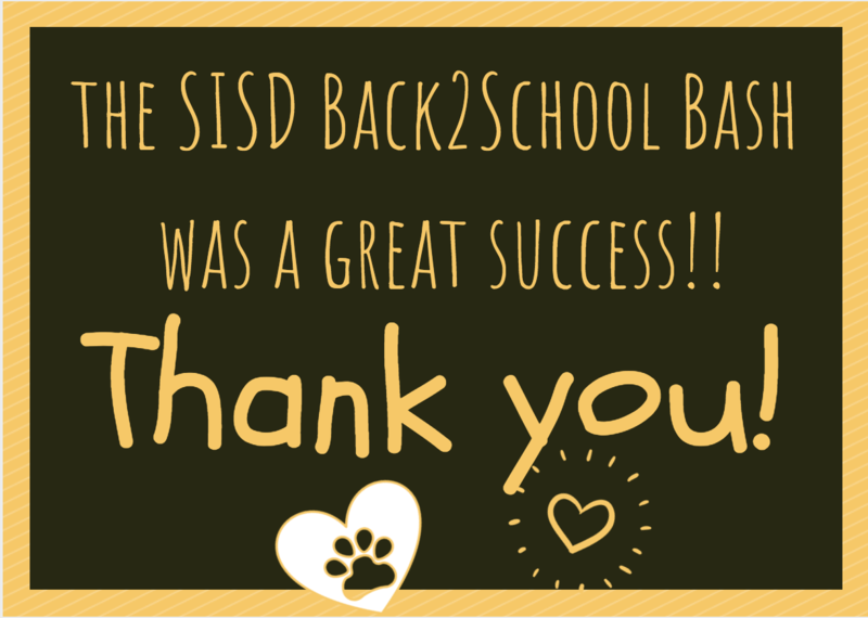 The SISD Back2School Bash Was A HUGE Success! Featured Photo