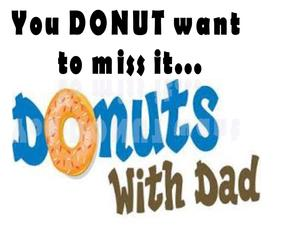 Dad's and Donuts picture