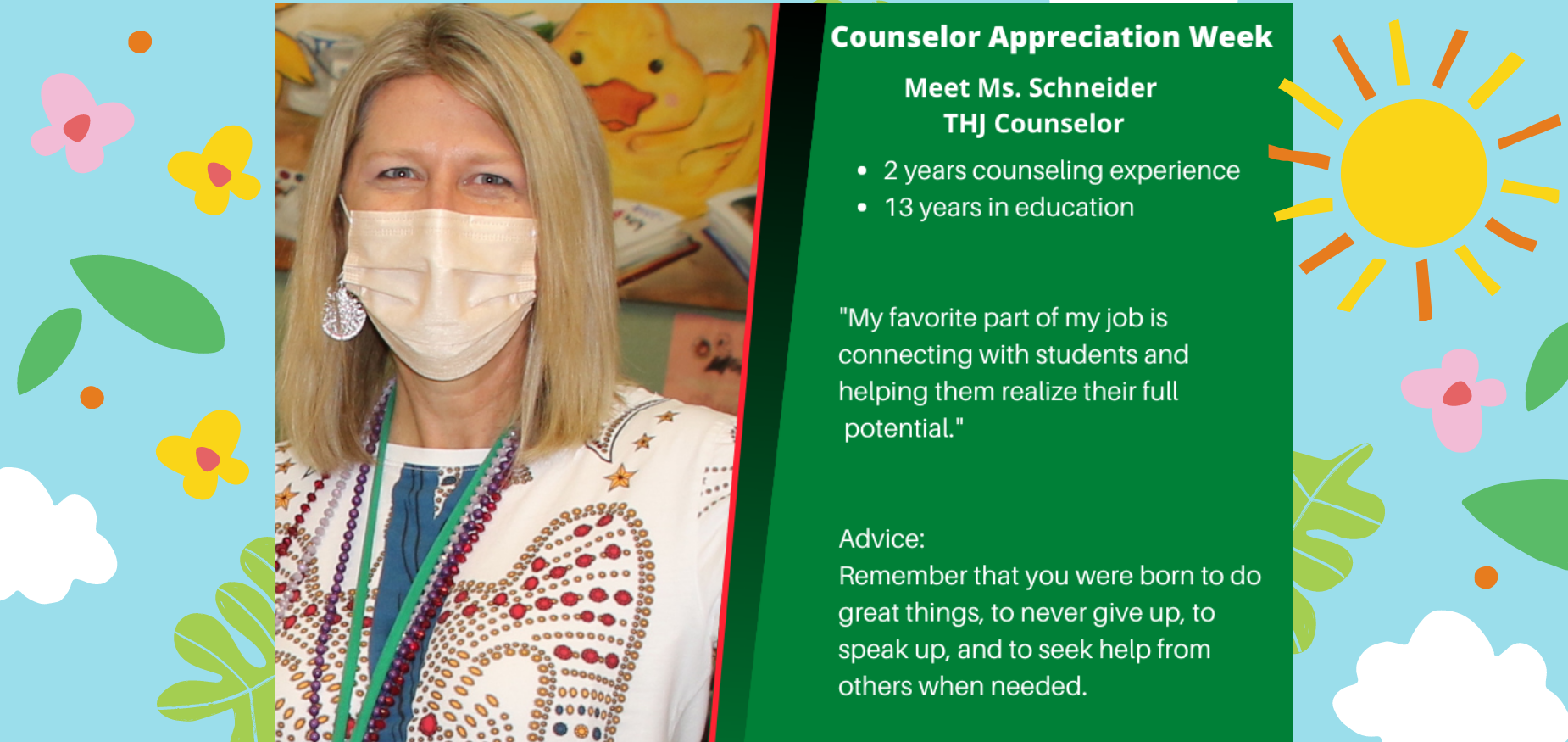 counselor appreciation week