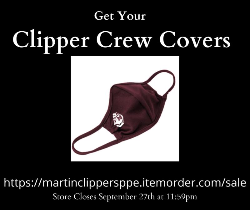 clipper crew covers