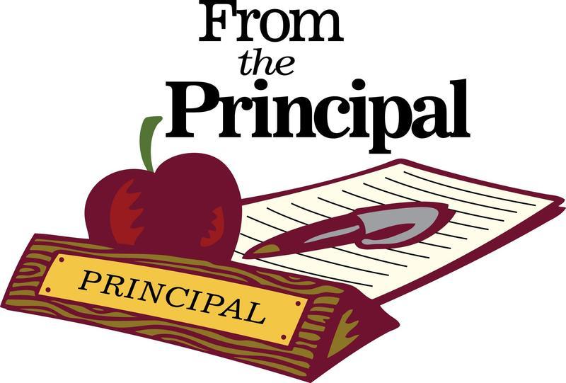Principals Desk Message