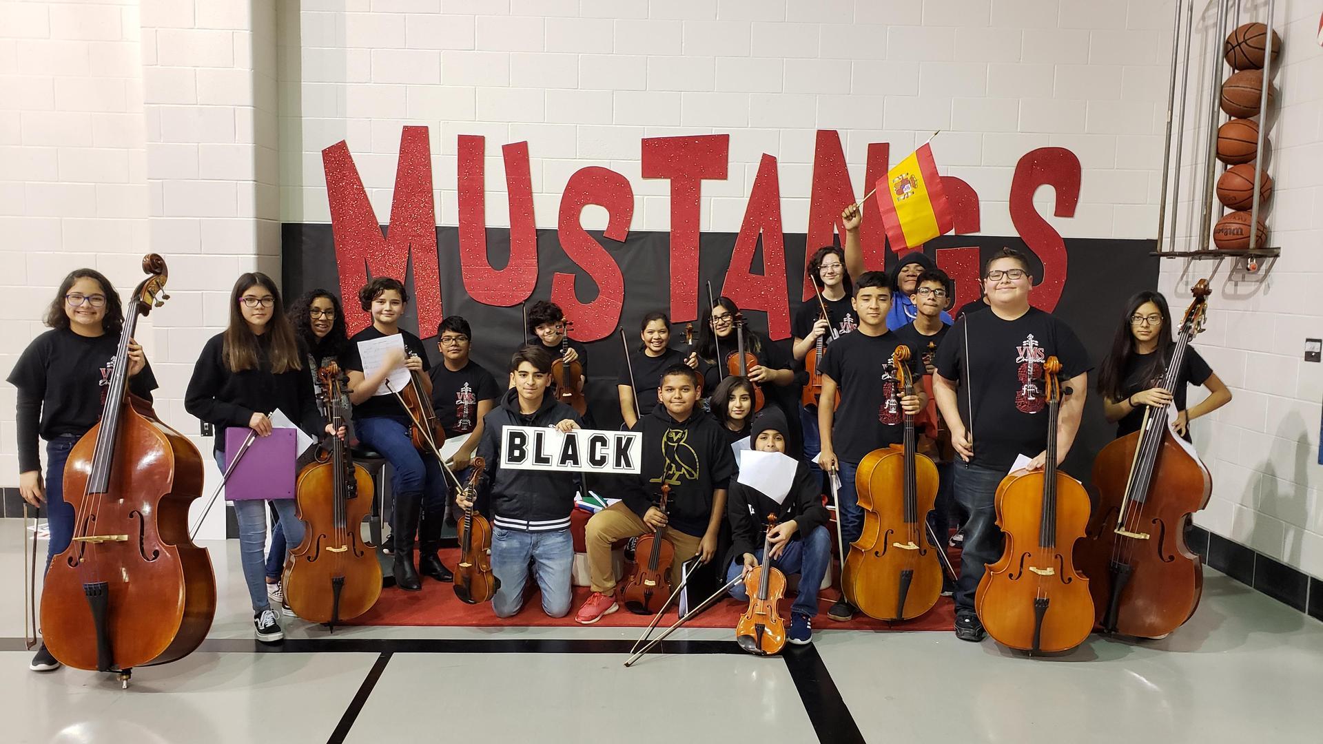 Varsity Orchestra!