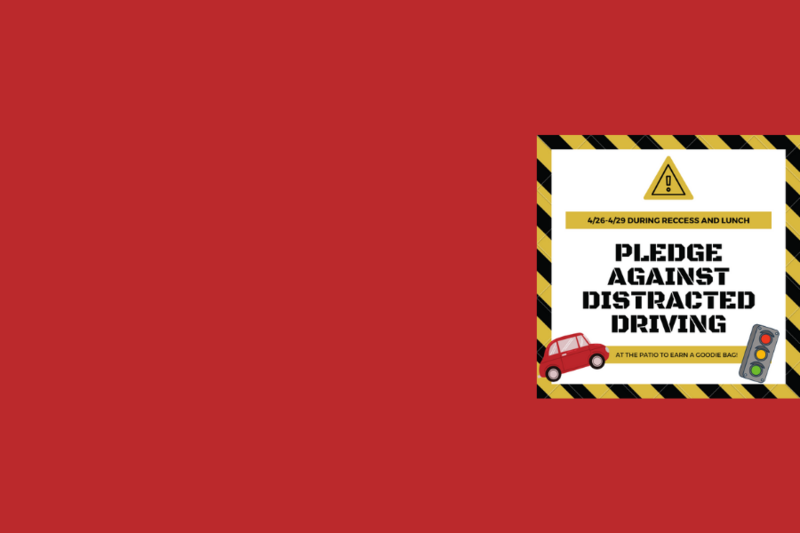 Take the Pledge Against Distracted Driving Featured Photo