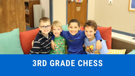 3rd grade chess