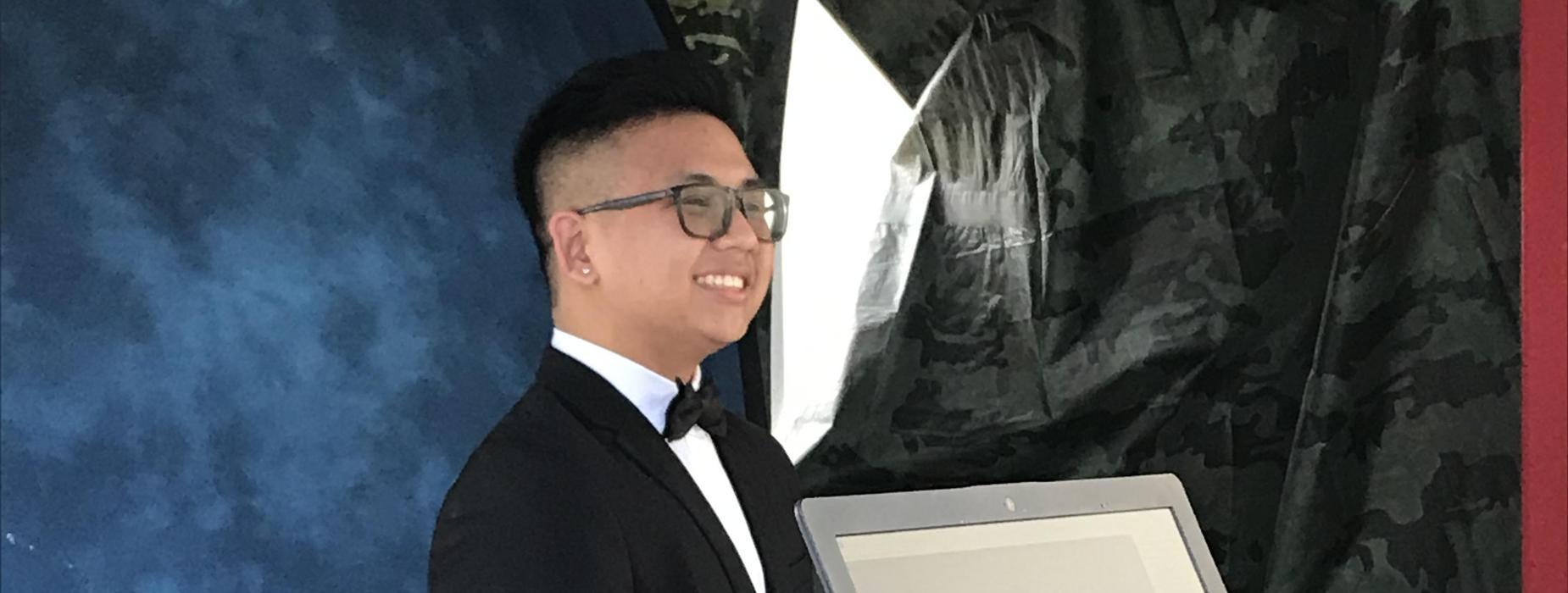 SGHS Matadors 2020 Student Graduate