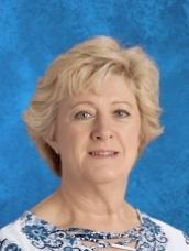 Mrs. Ellen Mastin, school data manager