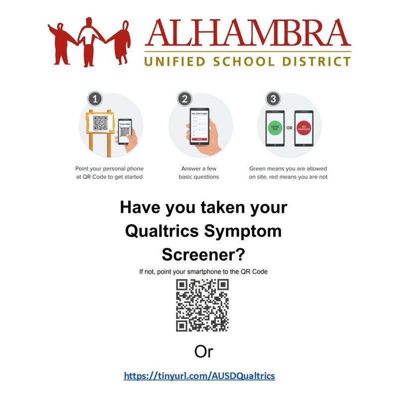 Qualtrics Screener Information