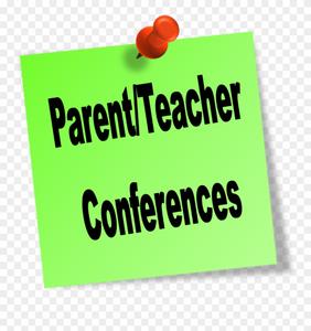 Parent/teacher conference