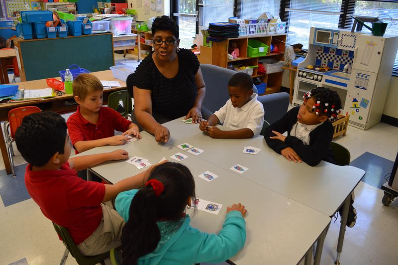 Coker-Wimberly Elementary selected to participate in Education Innovation Fellowship Thumbnail Image