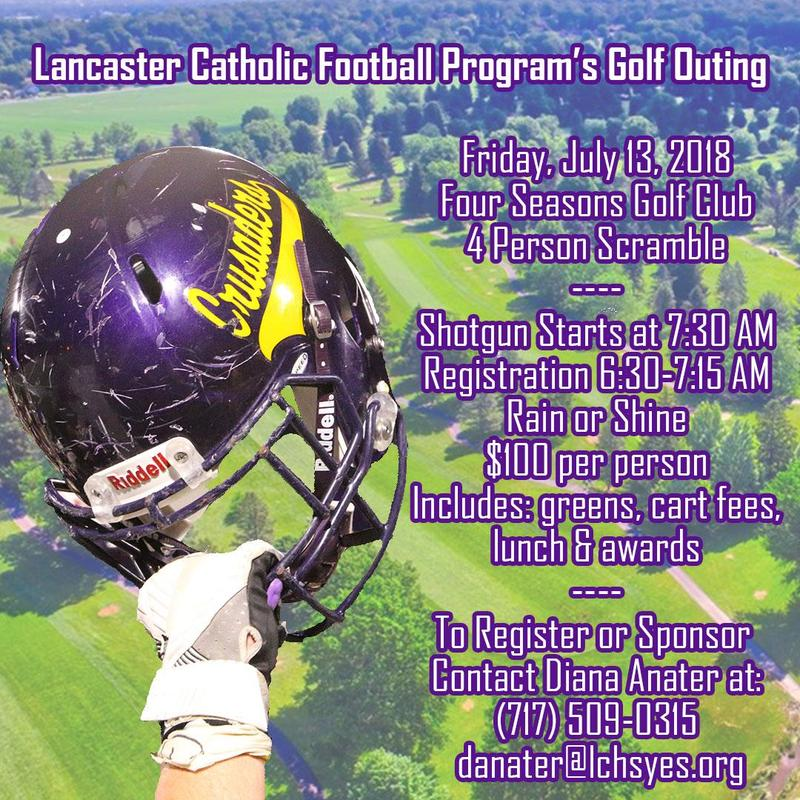 2018 Crusader Football Golf Outing Thumbnail Image