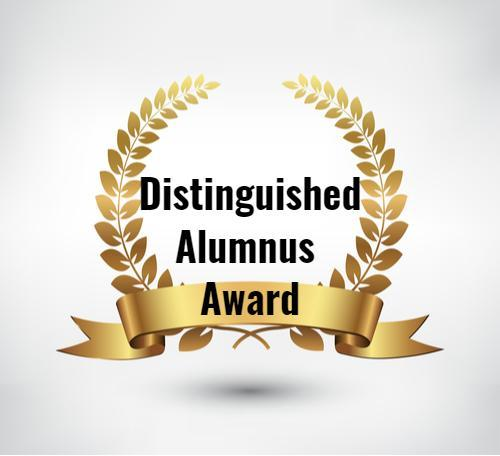 Image of Distinguished Alumnus Award