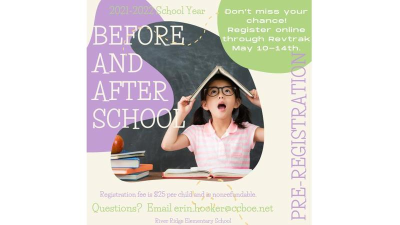 before and after school flyer