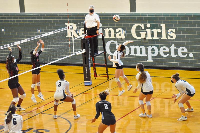 7th & 8th Grade Volleyball Clinic Featured Photo