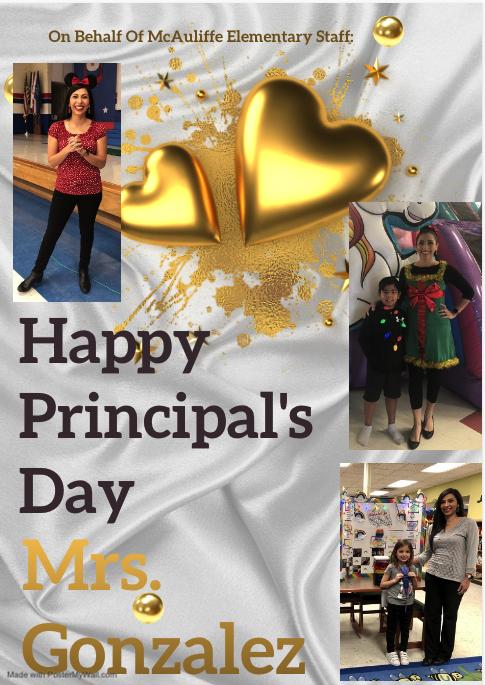 appreciation principal graphic