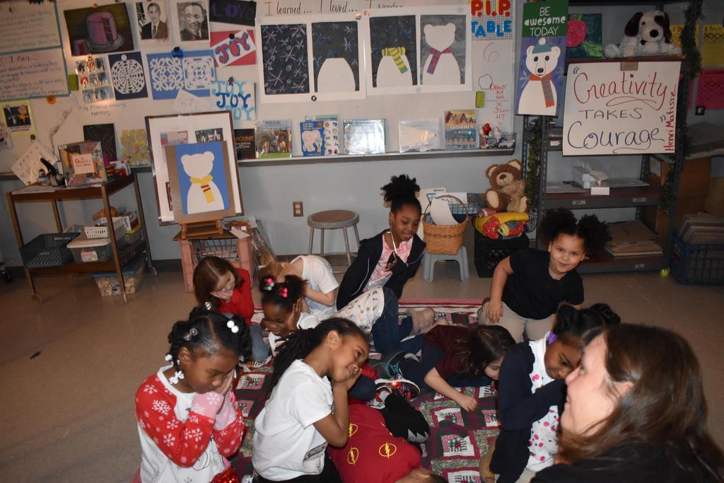 Kinder Art Class