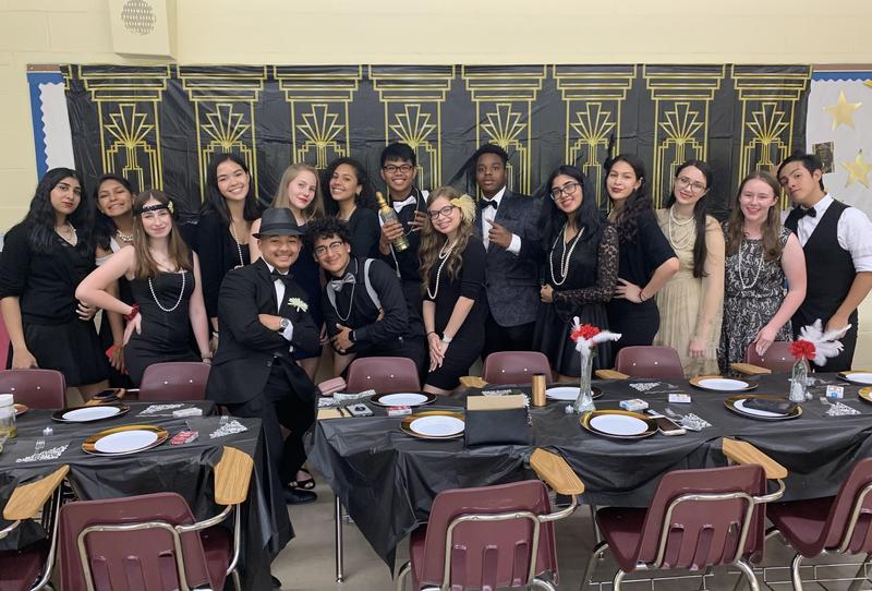 CK Students Celebrate the Gatsby Area Featured Photo