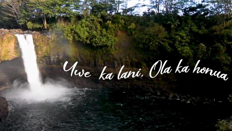 Uwē ka lani, Ola ka honua May Day Featured Photo