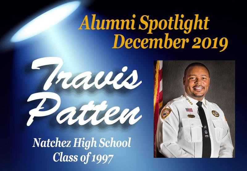 Travis Patten NASD Alumni Spotlight