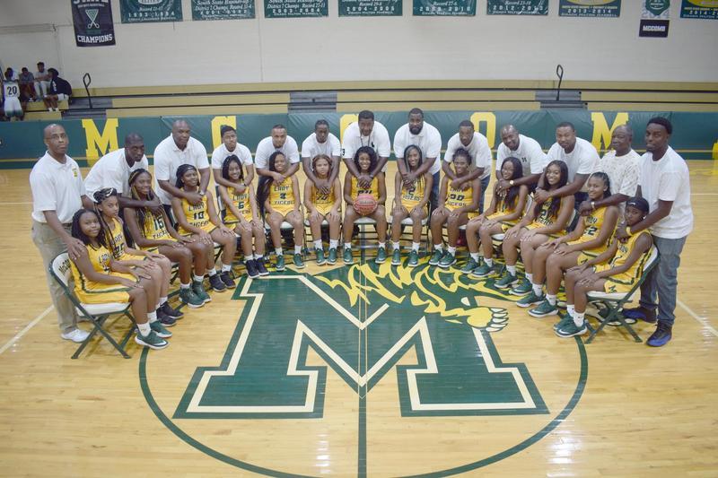 McComb High School Varsity Girls Basketball Team 2019-2020