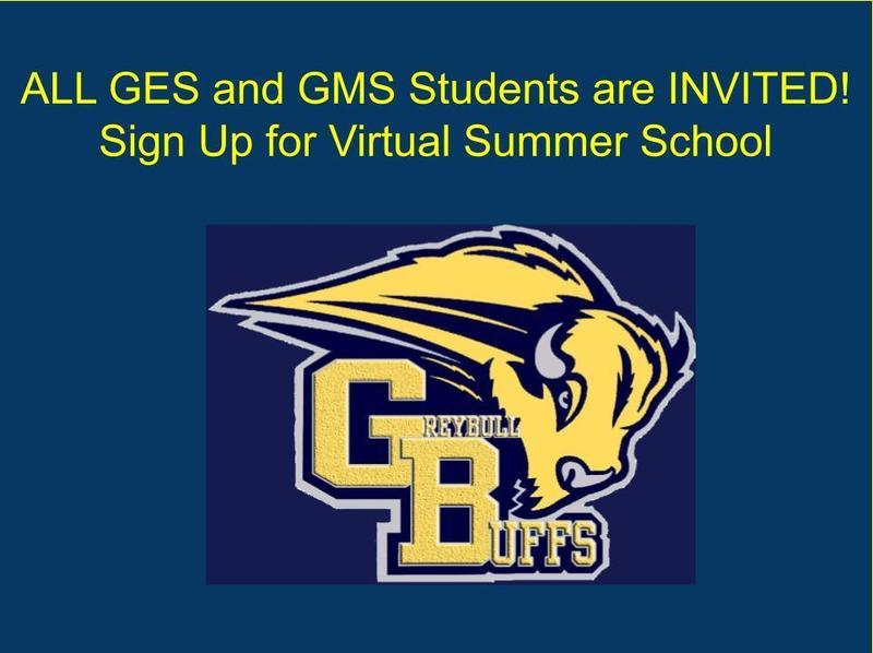 Summer School Registration Image