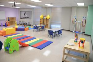 Early Excellence Academy Play Room