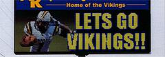 Home of the Vikings