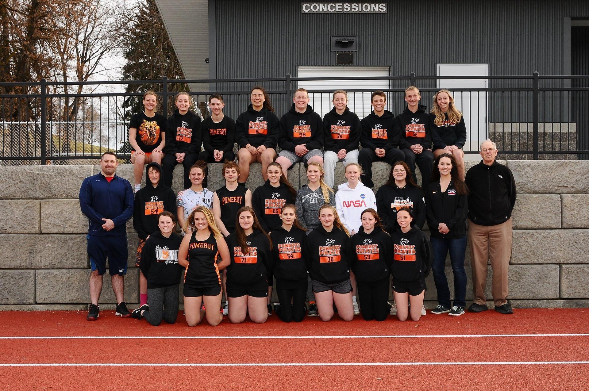 2019 Track Team