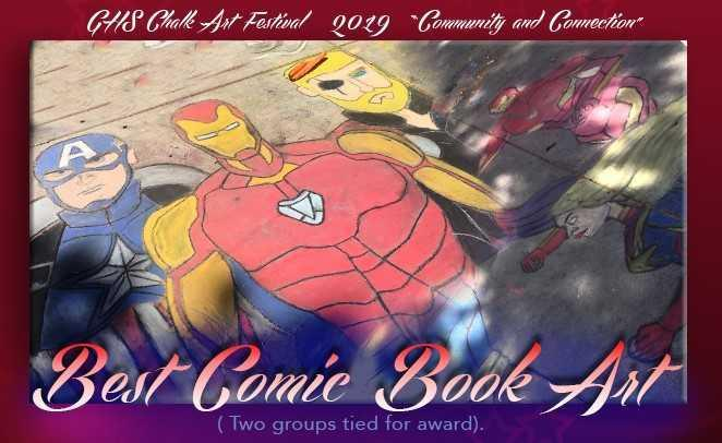 2019 Chalk Art Festival: Community and Connection Thumbnail Image