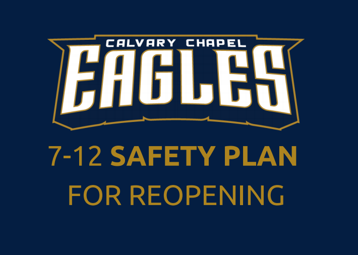 7th-12th Safety Plan for Re-Opening Featured Photo