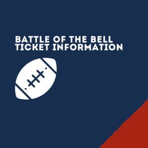 Battle of the Bell ticket info graphic