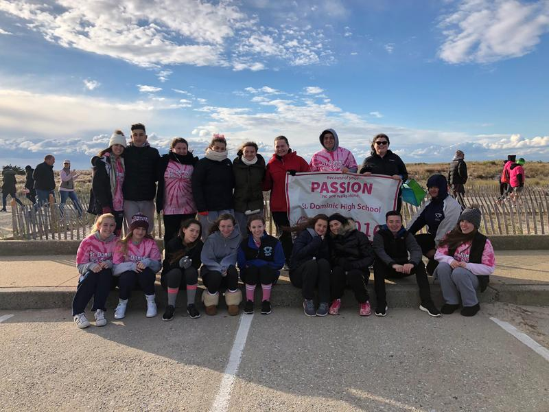 Interact Breast Cancer Walk at Jones Beach Featured Photo