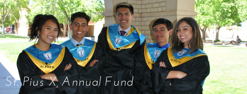St. Pius X Annual Fund